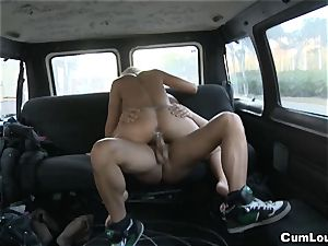 european whore Zorah white nailing inwards our Car