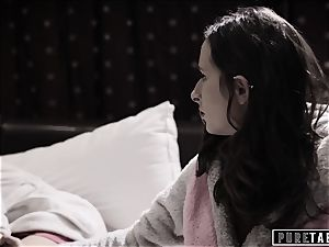 pure TABOO 18yo Ashley Sins Against mom to satiate parent