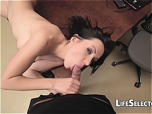 plumbing a Russian sweetie in point of view