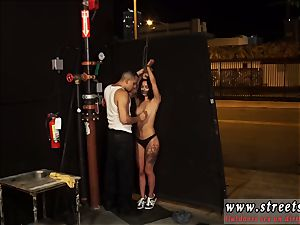 Face farting punishment first time puny, tattooed, and very pretty, Gina Valentina is