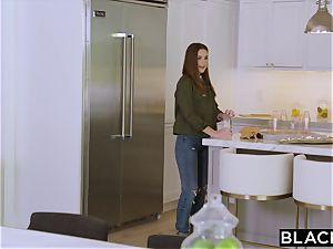 BLACKED teenager drills Her Sisters Boyfriends big black cock Behind Her Back