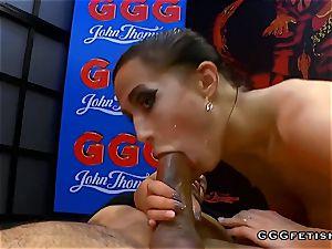 Czech slut nicole love gets ravaging with bukkakes in orgies