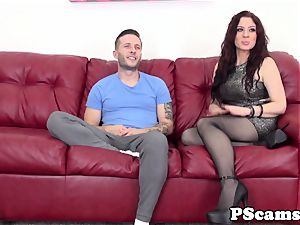 sandy-haired cam babe Jessica Ryan pussyfucked