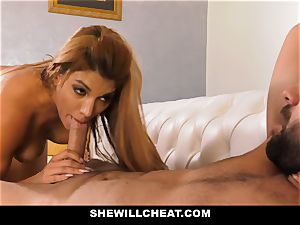 SheWillCheat - steamy cheating wifey vengeance boning