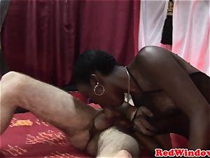 black euro call girl being pussyeaten