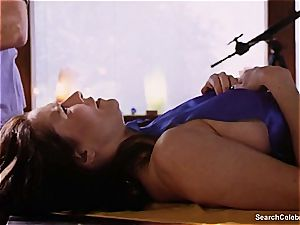 cool Mimi Rogers gets her entire bod fondled