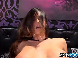 Spizoo-Watch Alison Tyler boinking a giant chisel ample melons