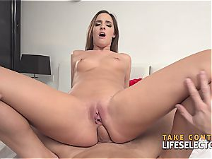 Santa's daughter-in-law wants ass fucking for Christmas