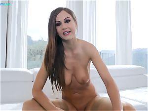wonderful nymphomaniac Tina Kay super-naughty anal penetrating