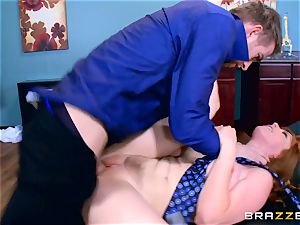 Patient Penny Pax banged by gigantic dicked physician