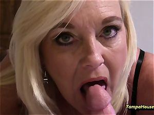 Ms Paris Rose in mom sonny No Need for getting off