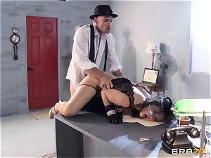 Chanel Preston craves Johnny Sins thick stiffy