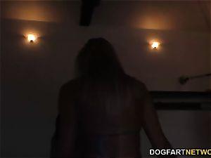 Jasmine Jae and Lexi Lowe enjoy big black cock anal with Mandingo