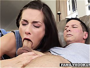 Cassidy Klein Gets insane With sizzling aged Uncle