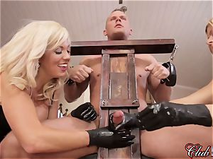 sultry Ms. Alexis Fawx predominates her fresh enslaved