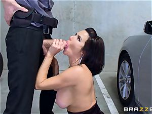 naughty mature Veronica Avluv leaned over and pulverized