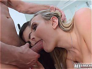 All inward buttfuck butt to hatch hook-up