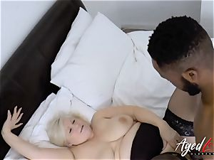AgedLovE Lacey Starr xxx multiracial plow