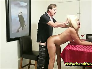 Ms Paris and Her fledgling Theater