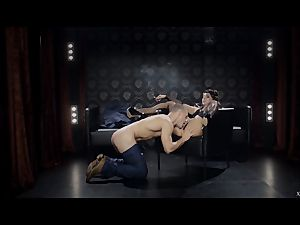 xCHIMERA - Hungarian Amirah Adara fetish internal ejaculation boink
