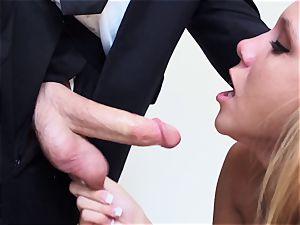 Nina Elle 3some