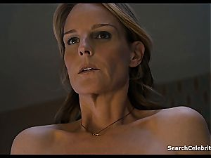 Heavenly Helen Hunt has a clean-shaved puss for viewing
